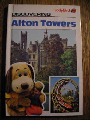 Discovering Alton Towers (Discovering S.) by McIntosh, Malcolm Hardback Book The