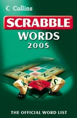 Scrabble Words Hardback Book The Cheap Fast Free Post