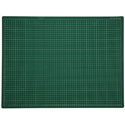 Green cutting mat Heavy Duty 60cm x 45cm x 3mm - A2 -(Pack of 5)