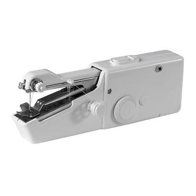 Single Stitch Portable Sew Hand Held Sewing Machine Quick Handy Cordless Repair