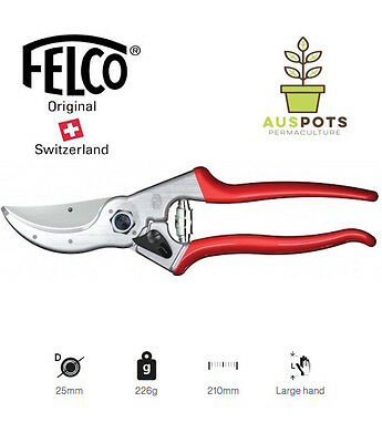 Felco 4 One-hand pruning shear, Good performance - SPECIAL PROMO