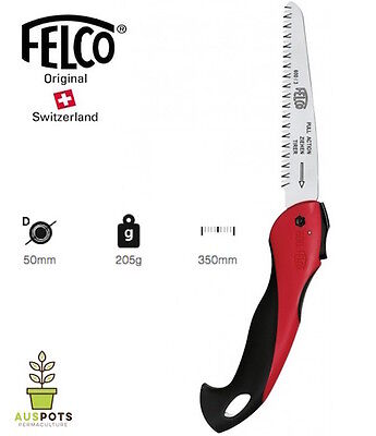 FELCO 600 - Folding Pull-Stroke Pruning Saw / Blade 16 cm - SPECIAL PROMO