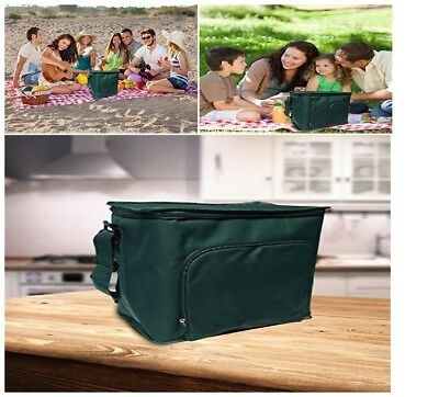 Food Warm Carry Transport Pizza Big Insulated Hot Cold Delivery Tote Bag Travel