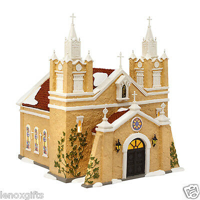 Dept 56 Our Lady of Guadalupe Baslica Church Cathedral New in Box Lighted Church