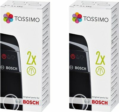 3 x Tassimo Descaling Tablets with 4 Tablets for 2 Descaling Processes [Energy C