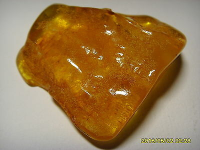 Authentic Natural  Baltic Amber Stone 11.84grams  N-89