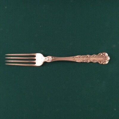 """Gorham """"Buttercup"""" Sterling Silver Fork, Individual serving """"Luncheon Size"""""""