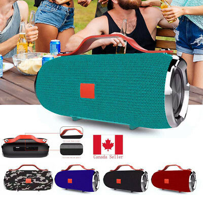 Bluetooth Wireless Speaker Portable Outdoor Waterproof speakerphone NEW