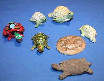 Turtles and more turtles