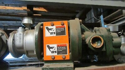 GastRoper Oil Transfer Pump Weinman Assembled Roper Pump, Model 17AM08 Type 1