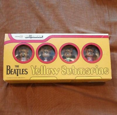 Vintage Rare Beatles Beatles yellow submarine From Japan For Boys and Girls F/S