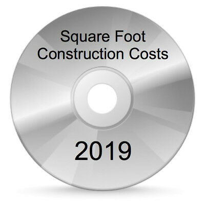 Building Construction Costs 2018 - Cd