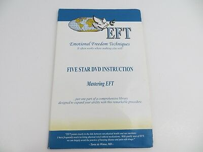 EFT Emotional Freedom Techniques DVD set Mastering EFT loc341