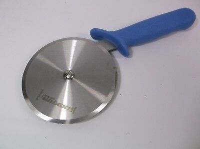 Dexter Russell 5in Pizza Wheel Cutter #P177A-5 Blue Handle Heavy Duty Knife