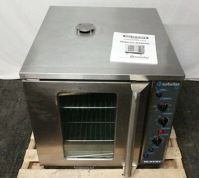 Moffat Turbofan G32MS Turbo Convection Commercial Oven, REAL CLEAN!