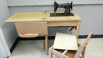 Kenmore / Sears Roebuck / Vintage Antique Rotary Electric Sewing Machine 117.560