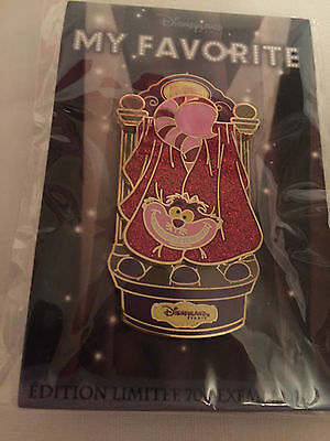 Disney  DLP - My Favorite Series - Cheshire Cat Glitter pin LE750 Sold out