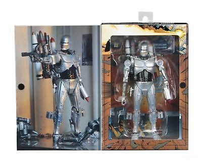 "NECA RoboCop vs The Terminator 7"" Scale Action Figure - Ultimate Future RoboCop"