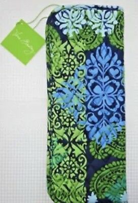 "Vera Bradley Curling & Flat Iron Cover ""carribean Sea"" Nwt! Retails For $25"