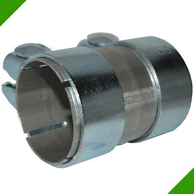 43x100 pipe repairpipe pipe connector exhaust with band steel clamps