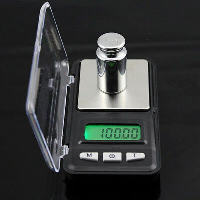 Portable 0.01g/200g Mini Digital LCD Balance Pocket Weight Jewelry Diamond Scale