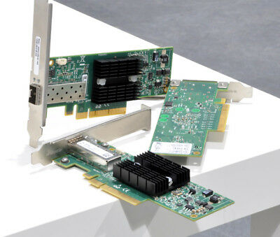 Mellanox ConnectX MNPA19-XTR 10GbE Single-Port Ethernet Network Card 671798-001