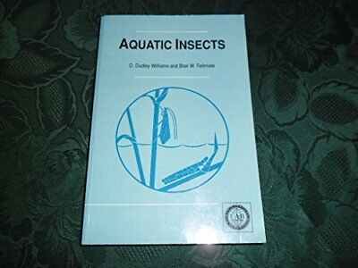 Aquatic Insec by Feltmate, Blair W. Paperback Book The Cheap Fast Free Post