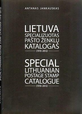 Lithuania Special catalog catalogue katalog 1918-2012