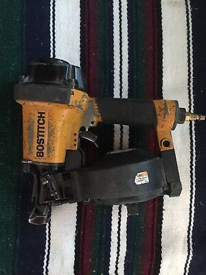 Bostitch Coil Roofing Nailer Used For Parts RN45b-1