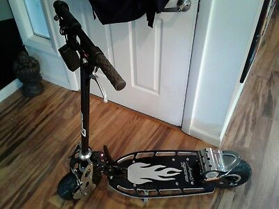 Blade Z str-s 450 electric scooter w/charger