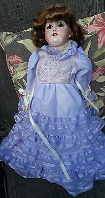 Antique German Dep 99 Porcelain Doll, 20 inch