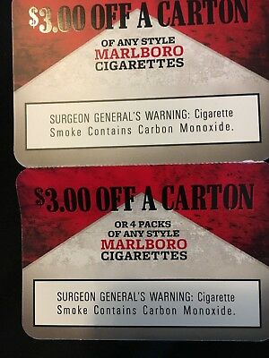 Marlboro coupon codes