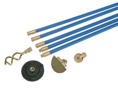 "Bailey 1471 Universal 3/4"" Drain Cleaning Set 4 Tools Plunger Double Worm Screw"