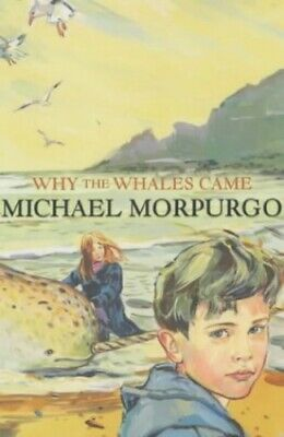 Why the Whales Came by Morpurgo, Michael Paperback Book The Cheap Fast Free Post