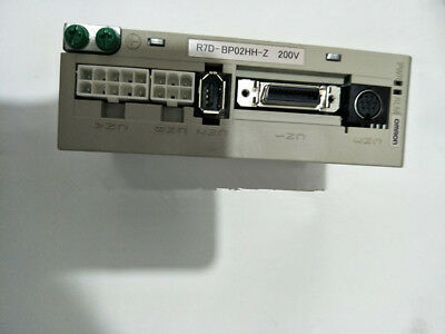 1PS USED Omron Servo Drives R7D-BP02HH-Z