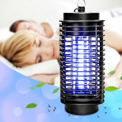 110V 220V Electric Mosquito Fly Bug Insect Zapper Killer With Trap Lamp US/EU