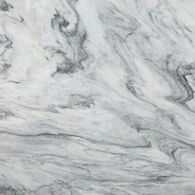 "Marble Counter-top Prefab 84"" X 26"" X 3/4"" Arabescato White Polished"