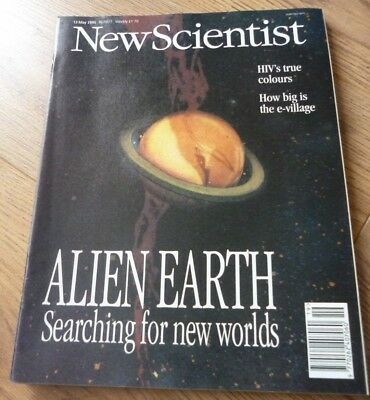 NEW SCIENTIST MAGAZINE*No. 1977 MAY 13 1995 *ENGLISH*WEEKLY*SCIENCE*ALIEN EARTH