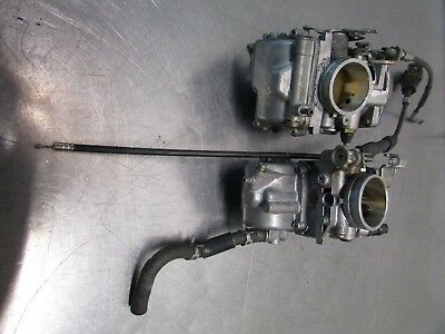G Suzuki Boulevard   Vs 800 S 50 2005 Oem Throttle Body Bodies Carburetors