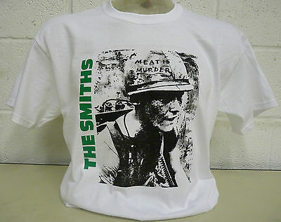The Smiths - Meat is Murder T-Shirt