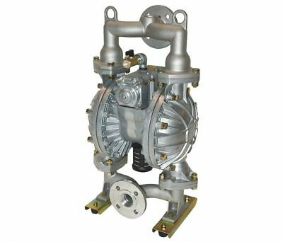 """Dayton 6Py56 Air Double Diaphragm Pump, 1-1/2"""" Inlet/outlet, 100 Gpm, New!"""