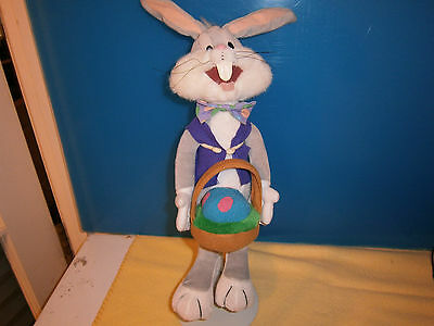 Looney-Tunes Play-by-Play Easter Plush Bugs Bunny