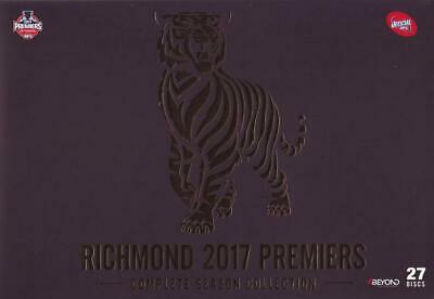 AFL - 2017 Premiers Richmond Tigers | Blu-ray + DVD: Complete Season Collection