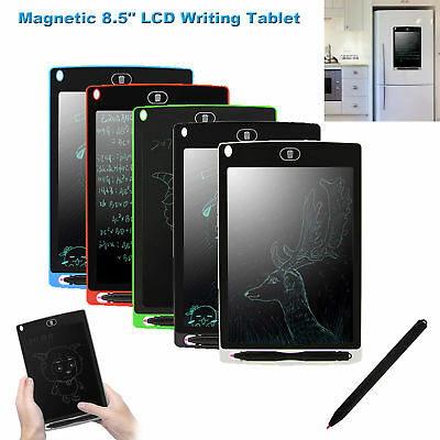 Magnetic Digital LCD Writing Pad Tablet Draw Graphic Board E-paper Notepad Lot