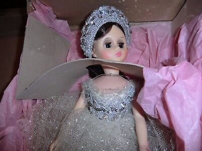 Madame Alexander Doll,mint Condition 18 Inch With Original Box.