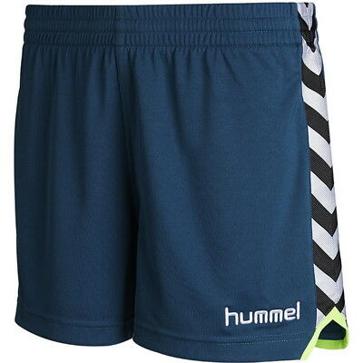 Hummel Stay Authentic W Poly Shorts legion blue