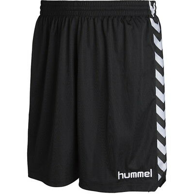 Hummel Stay Authentic Kinder Poly Shorts black