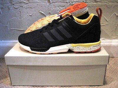 f287fa5a89b3c Bodega x adidas Consortium ZX Flux  Space Odyssey  Mens Size 9.5 DS NEW!