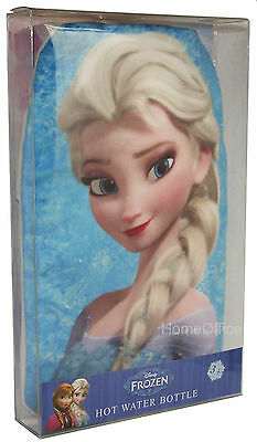 Frozen ELSA Hot Water Bottle Brand New Super Soft Hotwater Cover Bottle