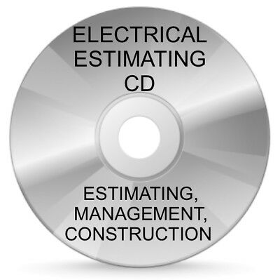Electrical Estimating Cd - Estimating, Management, Construction
